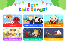 Best Kids Songs!